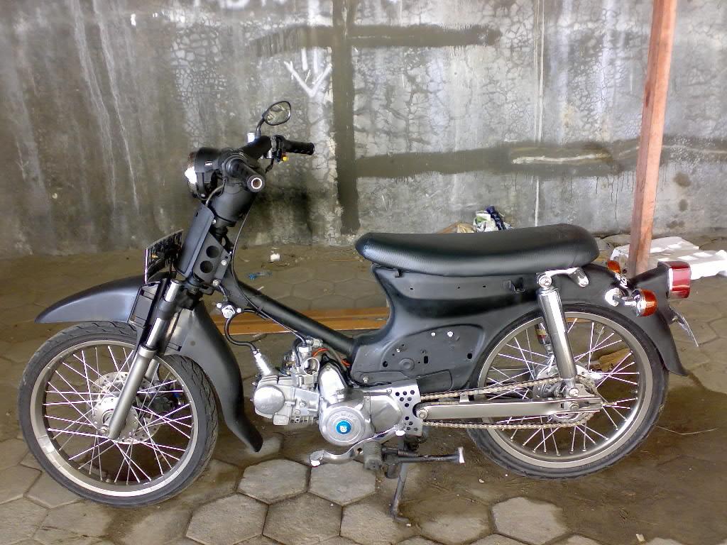 Honda JAGUAR C70 DEWA DIEJA Corner